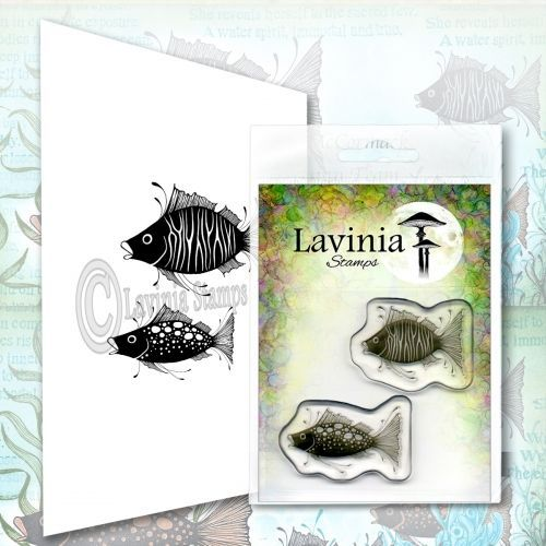 Fish Set - Lavinia Stamps (LAV621)